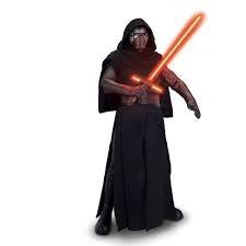 Kylo Ren, Elektronisk Figur 43 cm Deluxe, Star Wars
