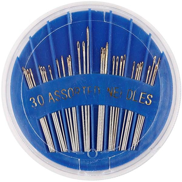 Synålar 35-45 mm Mix 30 st