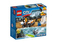 Kustbevakning startset, LEGO City Coast Guard (60163)