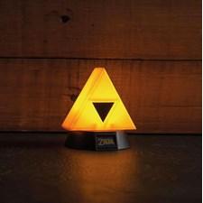 Zelda Triforce 3D Lampa