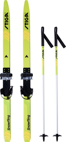 Skisett, Snow Fling, 110 cm, Stiga