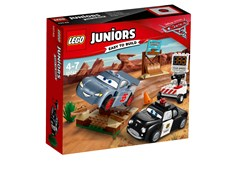 Fartträning i Willy's Butte, LEGO Juniors Cars 3 (10742)
