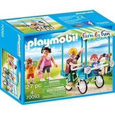 Familjecykel, Playmobil (70093)