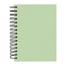 Notatbok Burde A5, grønn