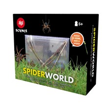 Spiderworld, Alga Science