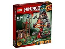 Järnundergångens gryning, LEGO Ninjago (70626)