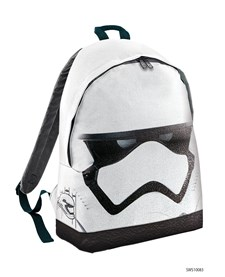 Black/white Backpack, Star wars