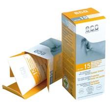 Eco Cosmetics Solkräm SPF15 75ml EKO