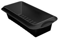 Lékué Leipävuoka 24 cm Musta