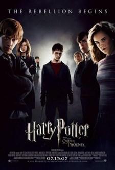 Harry Potter och Fenixorden - 4K Ultra HD Blu-ray