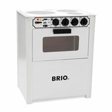 Komfyr, Brio Hvit