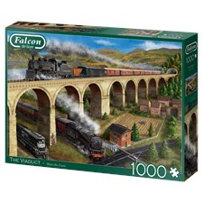 The Viaduct, Palapeli, 1000 palaa, Falcon