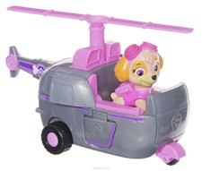 Skye Transforming Helicopter, Paw Patrol