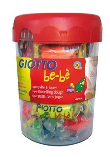 Giotto be-bè Modellera 50x50gr