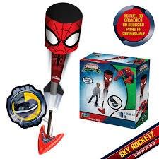 Sky Rocketz, Spiderman