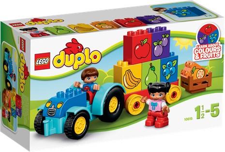 Min första traktor, LEGO DUPLO My First (10615)