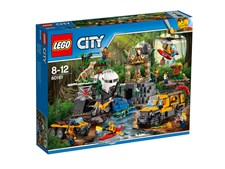 Djungel forskningsplats, LEGO City Jungle Explorers (60161)