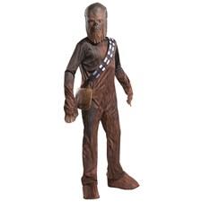 Maskeraddräkt, Chewbacca, Star Wars (Small)