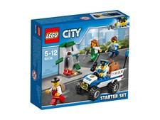 Politi-startsett, LEGO City Police (60136)
