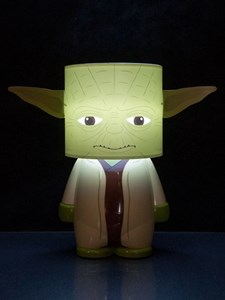 Star Wars LED Bordlampe Yoda