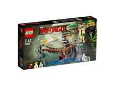Mestari putoaa, LEGO Ninjago (70608)