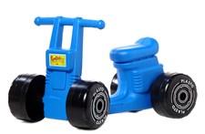 Sparkscooter Blå, Plasto