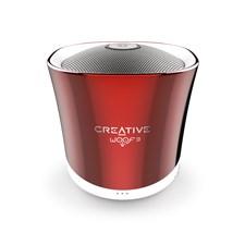 Högtalare Creative Woof 3 Bluetooth Speaker Rouge Red