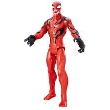 Marvels Carnage, 30 cm, Titan Heroes Series