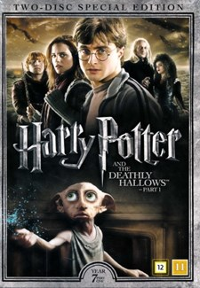 Harry Potter 7 Part 1 + Documentary (2-disc)