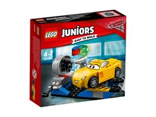 Cruz Ramirez racingsimulator, LEGO Juniors Cars 3 (10731)