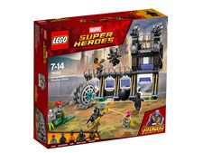 Corvus Glaives tröskarattack, LEGO Super Heroes (76103)