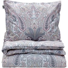GANT Home Key West Paisley Pussilakana 100% Puuvilla 220x220 cm Light Pink