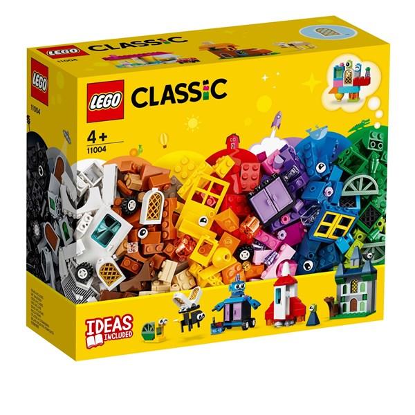 Kreativa fönster, LEGO Classic (11004)