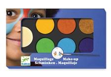 Make-Up, Paint set Nature, Djeco
