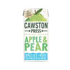 Cawston Press Fruktdryck Äpple & Päron 200 ml