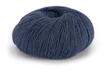 Knit At Home Superfine Alpacka Merino Garn Ullmix 50 g Mörk Denim 130