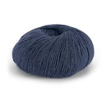 Knit At Home Superfine Alpaca Merino Garn Ullmix 50 g Mørk Denim 130