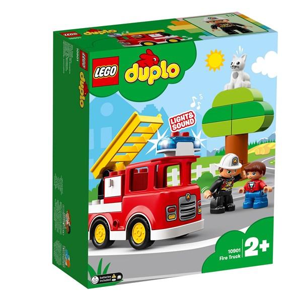 Brandbil  LEGO DUPLO Town (10901)  Lego - lego & duplo