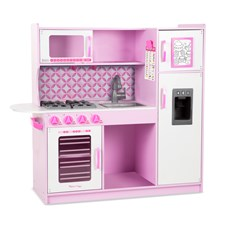 Chef's Kitchen - Pink