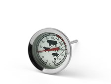 Steketermometer, Rustfritt stål, Funktion
