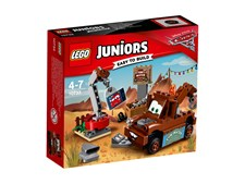 Bärgarns skrotupplag, LEGO Juniors Cars 3 (10733)