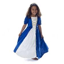 Prinsessekjole, klassisk modell, 3-4 år