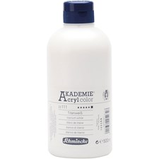Schmincke AKADEMIE® Akrylmaling, 500 ml, titanium white (111)