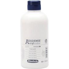 Akrylfärg Schmincke AKADEMIE® 500 ml titanium white (111)