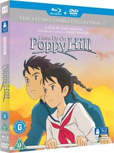 From Up on Poppy Hill - Collector's Edition (Blu-ray + DVD)