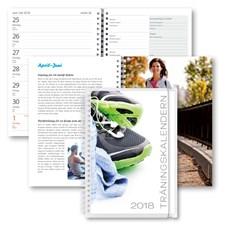 Träningskalendern 2018 Burde A5