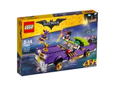 Jokern Beryktad lowrider, LEGO Batman Movie (70906)