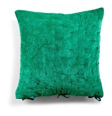 Day Home Velvet Quilted Tyynynpäällinen 100% Puuvillasametti 50 x 50 cm Virdis