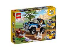 Vildmarksäventyr, LEGO Creator (31075)