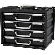 Handyboks med multicases, LxBxH 37,6x26,5x31 cm, 1 sett